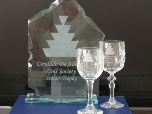 seniors trophy