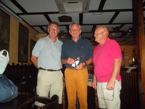 Jim takes away the top prize......