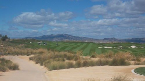 a light trim on the fairways has made a big aesthetic improvement to the course....