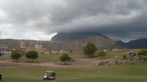 clouds hide the sleeping giant mountain.......