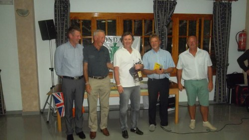 Rune Wingsternes won the individual mens prize.........