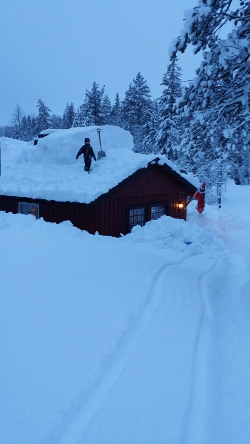 no golf in Norway............