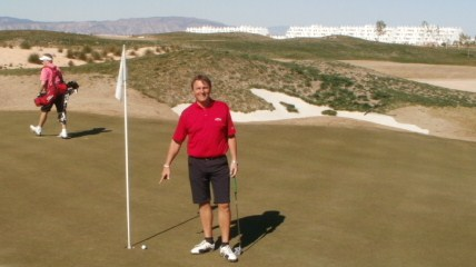 nearly a hole in one Gert!............