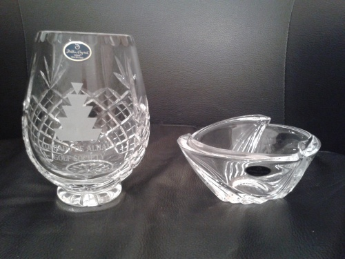 the new trophies.......