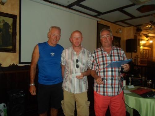 division 2 winner Nigel...........