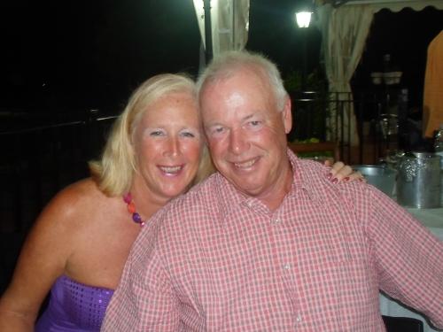 Alicia & Ken Saunders