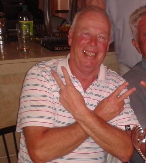 Ken is a bit of a 'gangsta rapper'..............