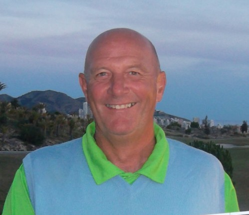 our new captain, Dave Lloyd...................