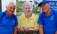 me and Ken have a decent player for our next team game - he has local knowledge of the course...............